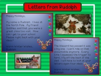 December Morning Message - Morning Work for Traditional and Digital Classrooms!