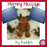 December Morning Message - Morning Work for Traditional an