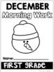 December Morning Work 2