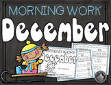 December Morning Work