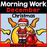 December Morning Work {2nd Grade}
