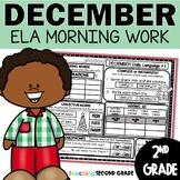 Morning Work December   2nd Grade
