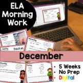 December Morning Work Google Drive Digital Edition