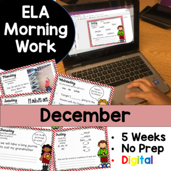 December Morning Work Google Drive Digital Edition