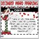 December Multistep Word Problems (2 & 3 Digit Addition & S