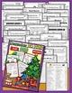 December NO PREP - Math & Literacy (Third)
