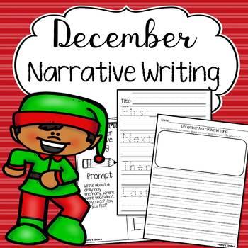 December Narrative Writing
