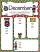 December Newsletters freebie
