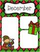 December Newsletters *Editable*