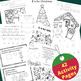 December No-Prep Activities for PreK - Kindergarten