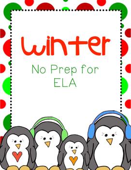 December No Prep ELA