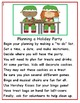 December Close Reads Fluency and Comprehension