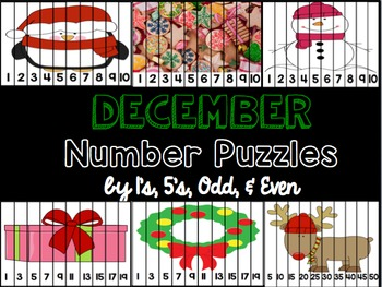 December Number Puzzles