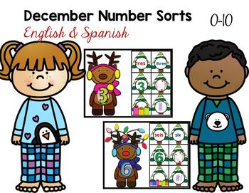 December Number Sorts