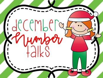 December Number Talks