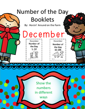 December - Number of the Day Book
