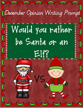 December Opinion Writing