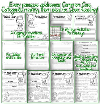 December Passages: Use For Close Reading or Homework *Aligned to Common Core