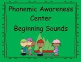 December Phonemic Awareness Center