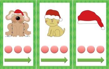 Holiday Treats Phonological Awareness Activities