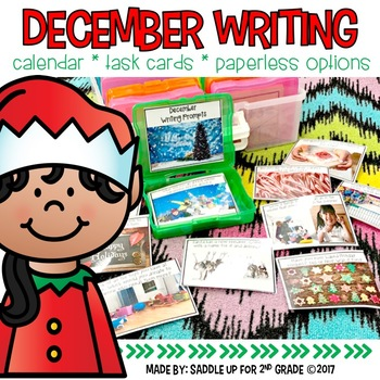 December Photo Writing Prompts