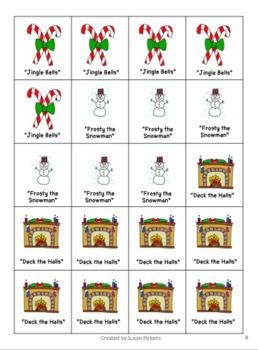December Pictographs