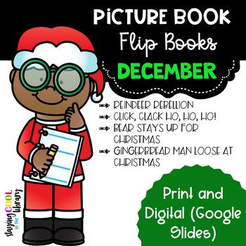 December Picture Book - Flip Book Set