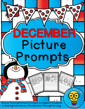 December Picture Prompts - Inference - Predictions - ELA