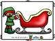 December Play Dough Mats