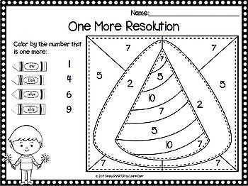 December Play and Practice:  NO PREP Math and Literacy Games and Practice Pages