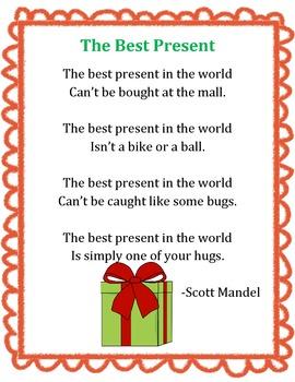 December Poems for Shared Reading