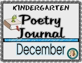 December Poetry Journal