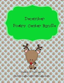 December Poetry Center Bundle