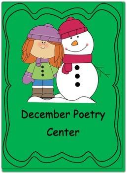 December Poetry Center Pack