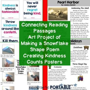 December Poetry Literacy Center