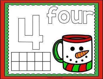 December Preschool Unit
