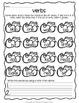 December Print & Go! ELA and Math Printables