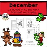 December Printables