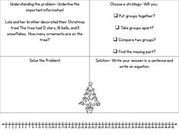December Problem Solving Practice