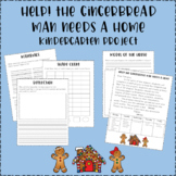December Project - Help The Gingerbread Man!