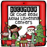 December QR Code Listening Center Read Alouds