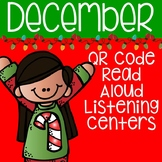 December QR Code Read Aloud Listening Centers