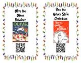 December QR Code Read Alouds