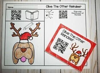 December QR Codes