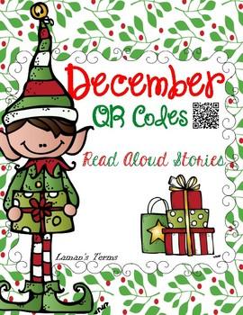 December QR Codes Read Alouds