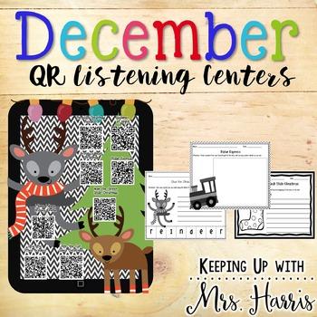 December QR Listening Centers