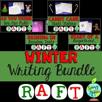 Winter Narrative, Christmas, Opinion, Persuasive, Informative Writing
