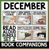 December Read Aloud Activities   Mini Read Aloud Unit BUNDLE