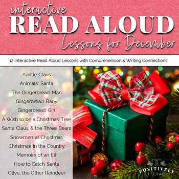 December Read Alouds: Interactive Read Alouds