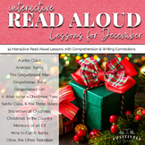 December Read Alouds: Interactive Read Alouds